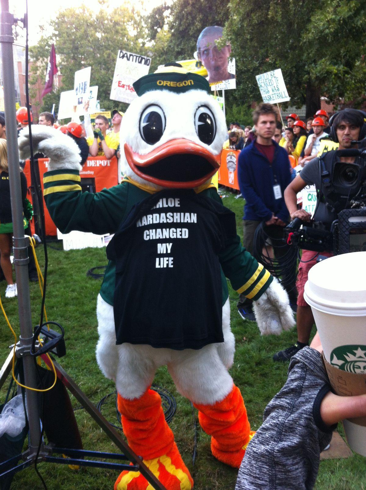 Duckness