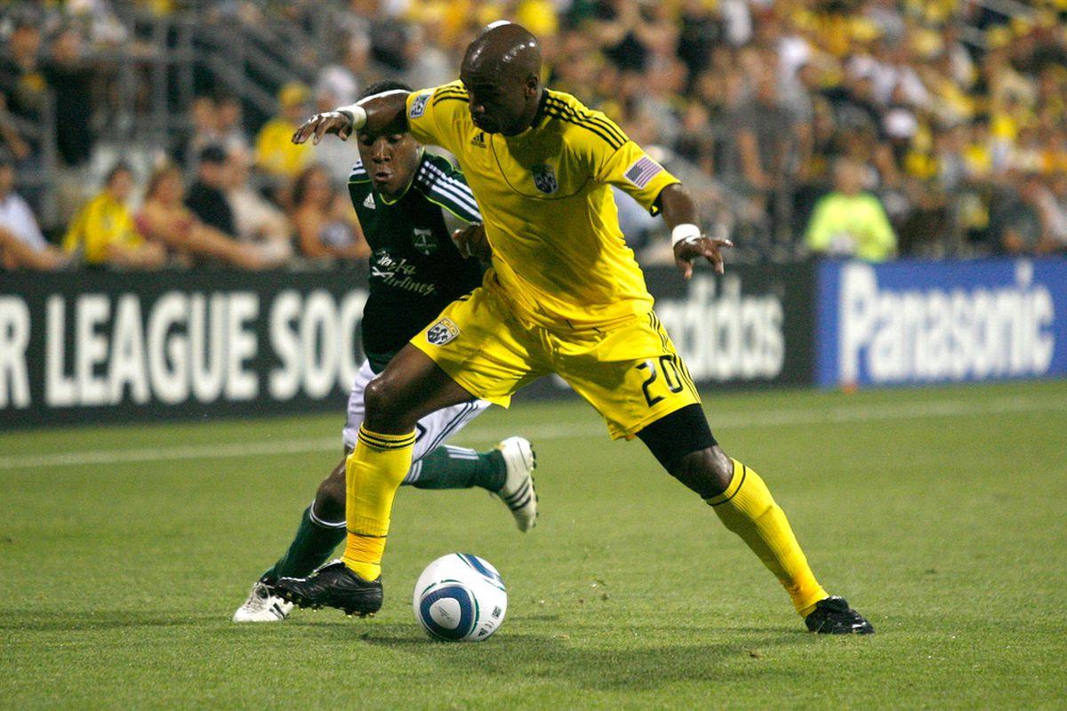 Who will help Emilio Renteria up top against Portland?