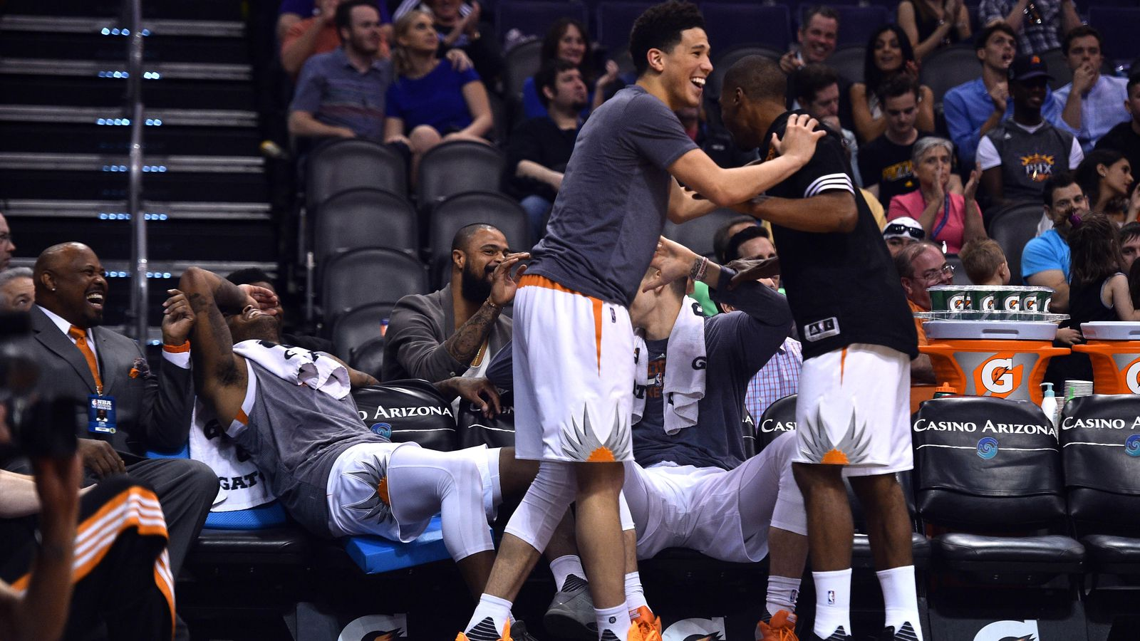 Phoenix Suns Player Previews 2016-17: All in one place ...
