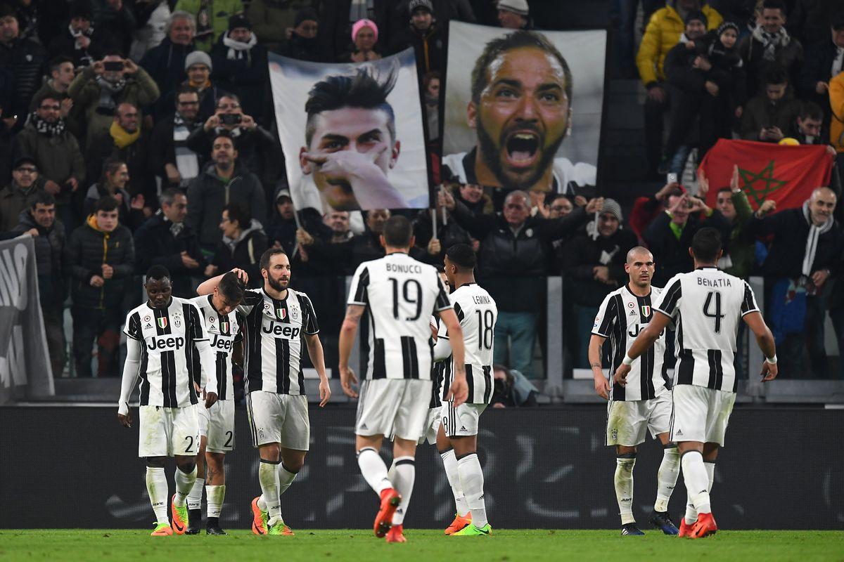 cf8b9c6f3ac Juventus vs. Palermo 2017  Final score 4-1