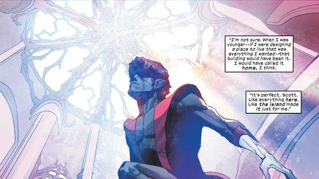 Nightcrawler is taking the X-Men to a biblical conclusion