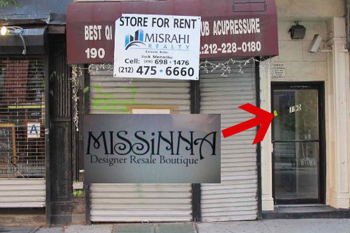 """Images via <a href=""""http://www.boweryboogie.com/2011/08/coming-soon-missinna-consignment-shop-at-190-orchard-street/"""">Bowery Boogie</a>"""