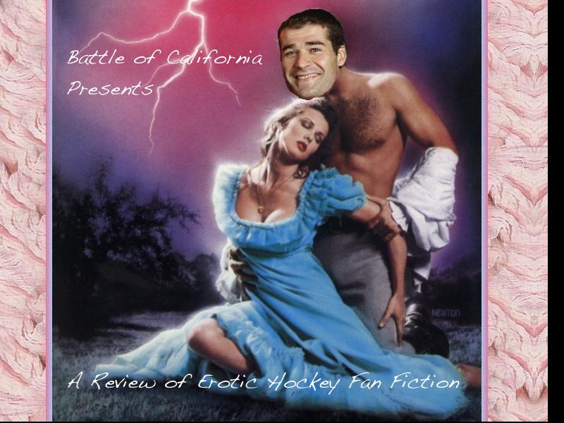 erotic fan fiction