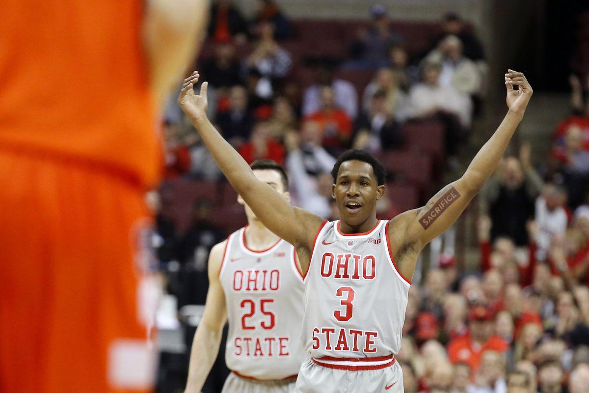 NCAA Basketball: Syracuse at Ohio State