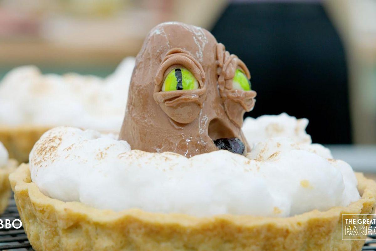 Great British Bake Off Episode 5: Cthulhu arrives