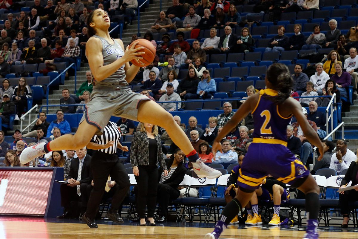 UConn's Gabby Williams Sees Praise From Jay Bilas as ...