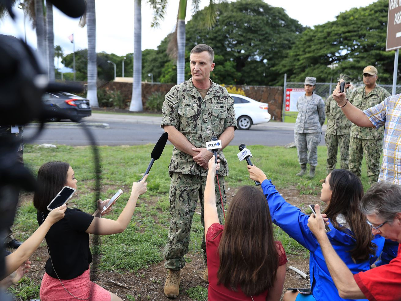 Pearl Harbor commemoration to go on after fresh tragedy