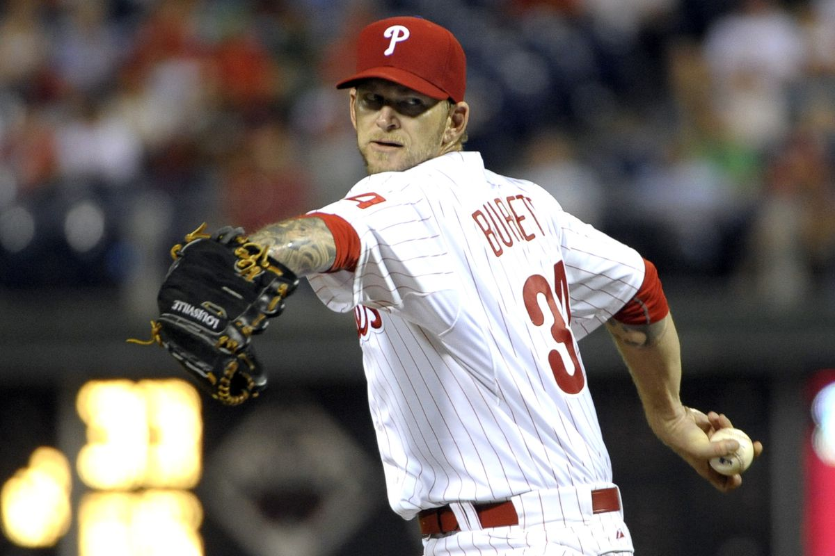Could Burnett be tempted to move west this time?