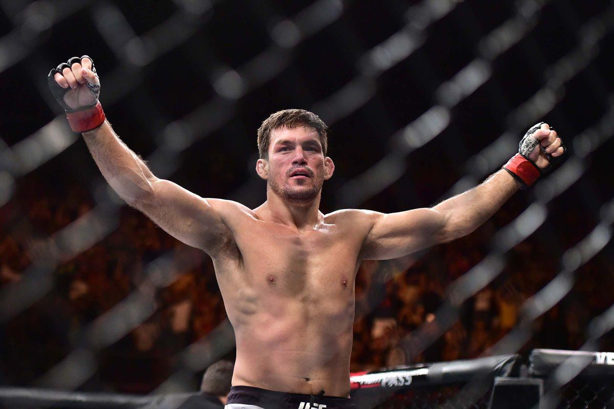 MMA: UFC Fight Night-Fortaleza-Maia vs Good