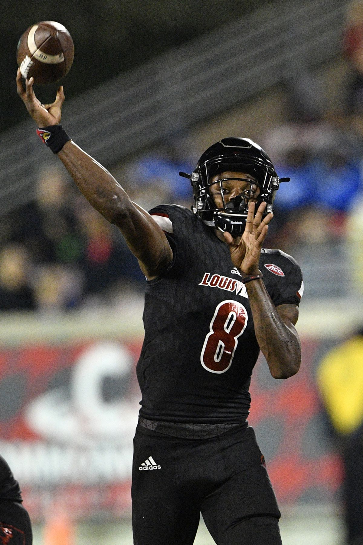 NCAA Football: Duke at Louisville