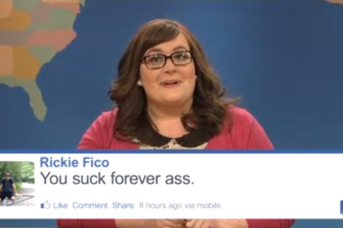 SNL suck forever ass