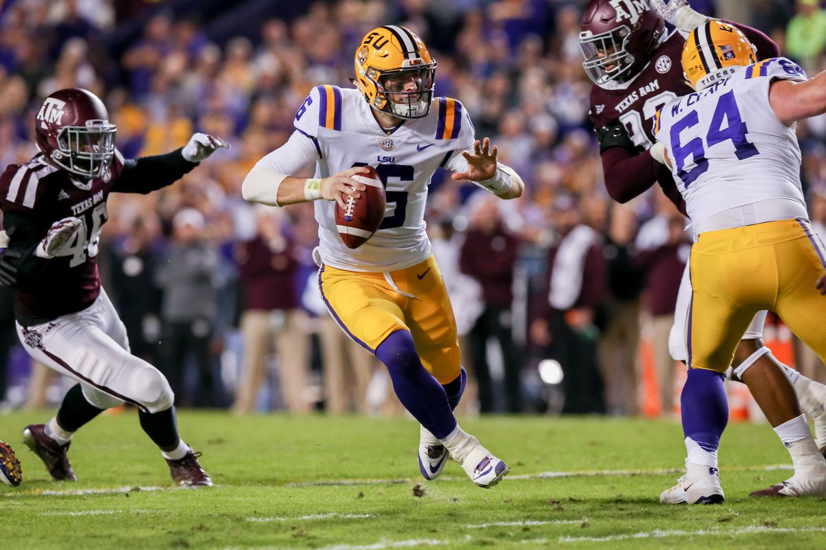 First Impressions: LSU 45, Texas A&M 21 - And The Valley Shook
