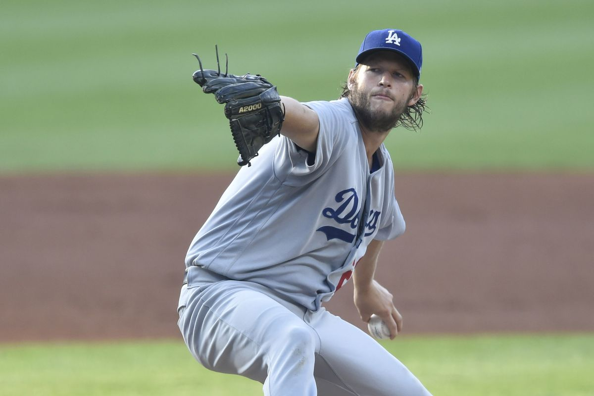 Kershaw wins, Bellinger hits 2 homers as Dodgers top Indians