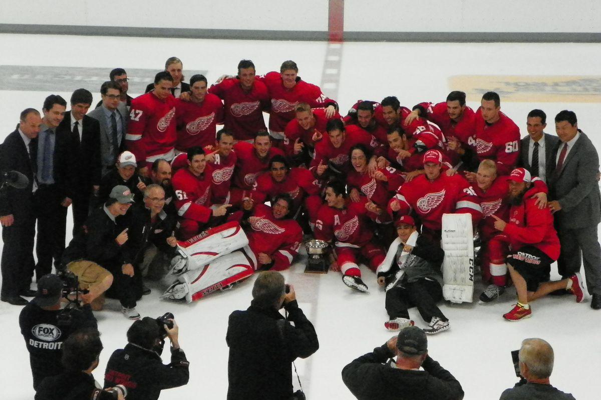 2013 NHL Prospect Tournament Champtions