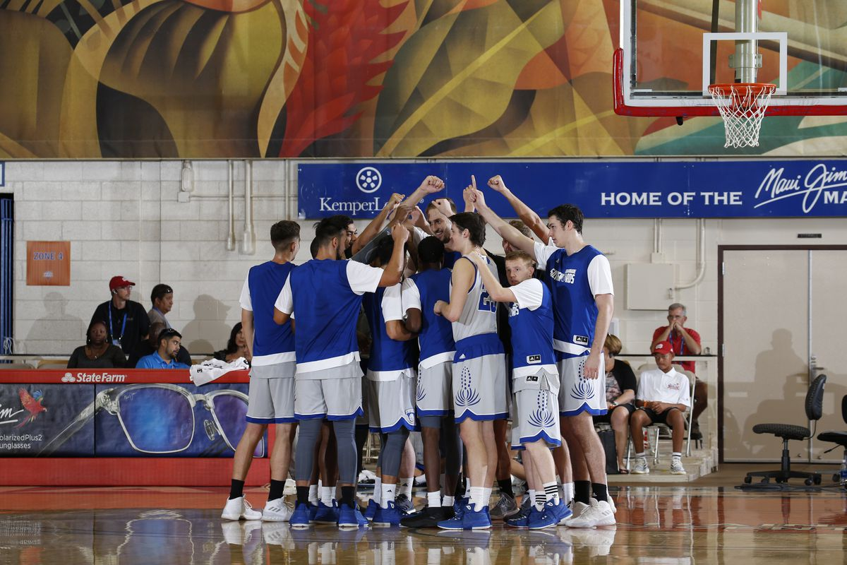 NCAA Basketball: Maui Invitational-California at Chaminade