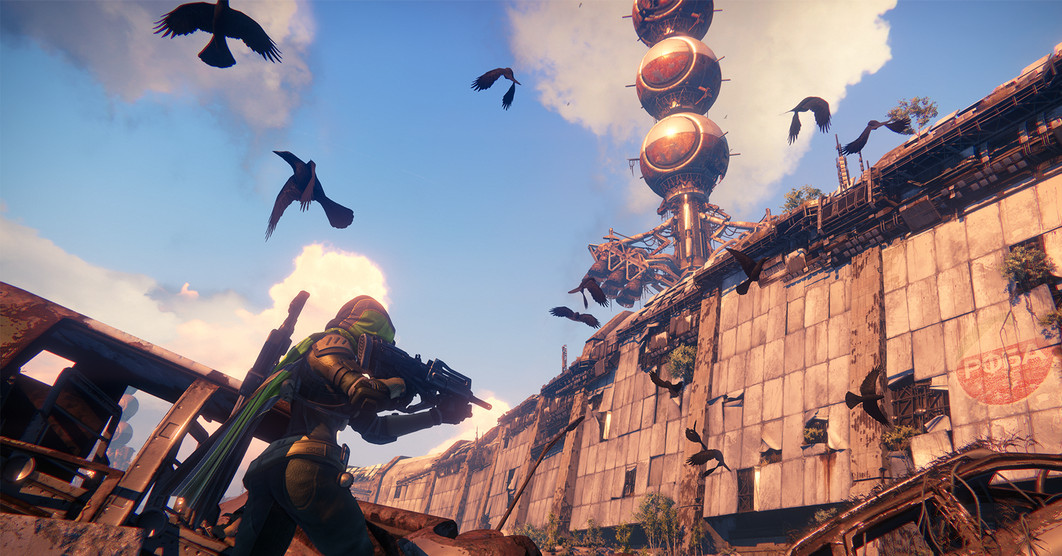 Destiny 2's Cosmodrome will not expand to Destiny 1 parity as promised – Polygon