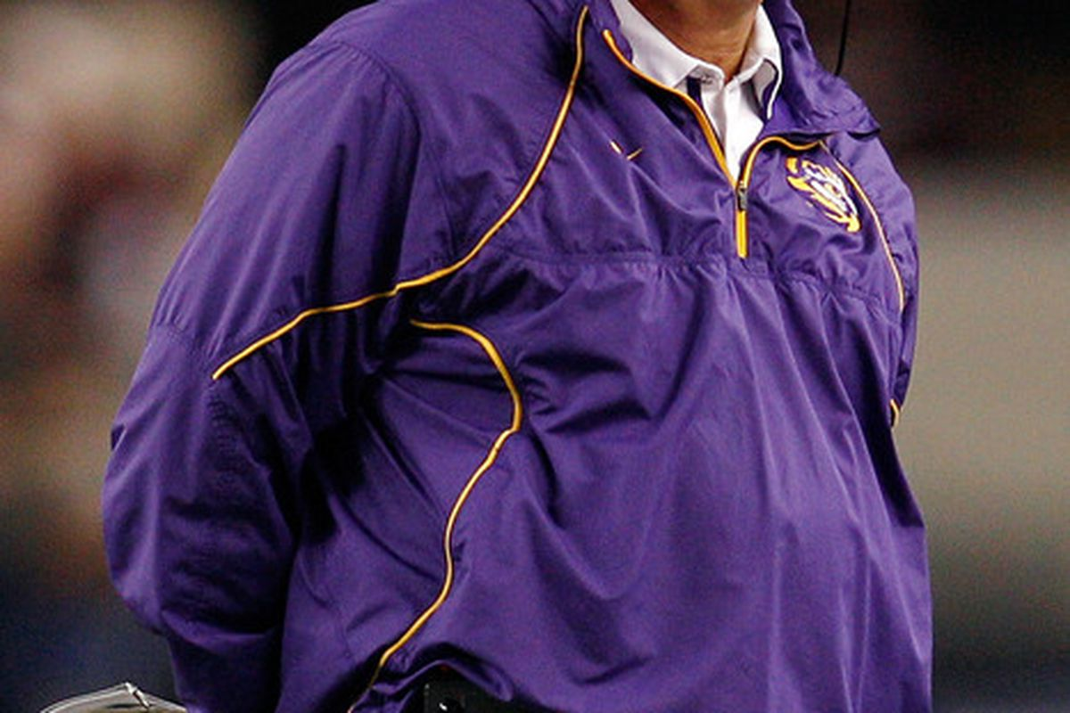 This time, it might not be a great day for LSU fans.