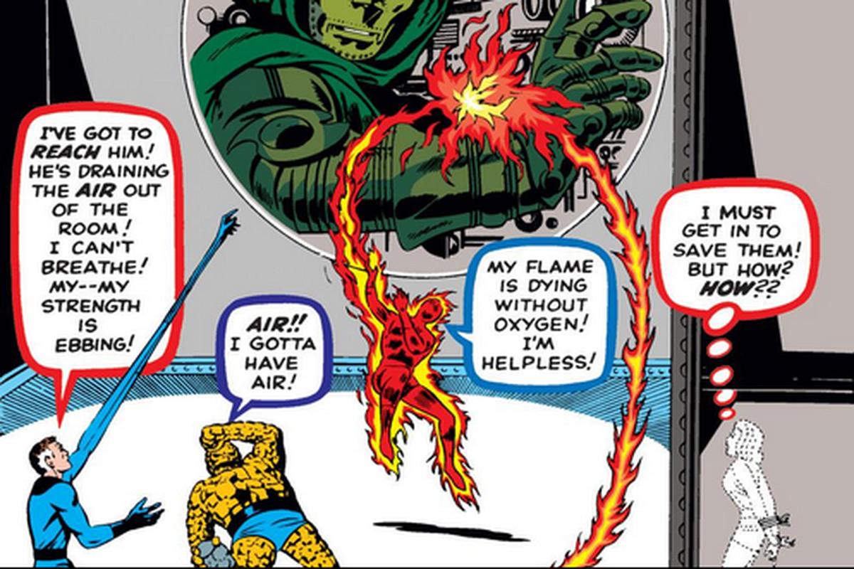 Fantastic Four No. 5.