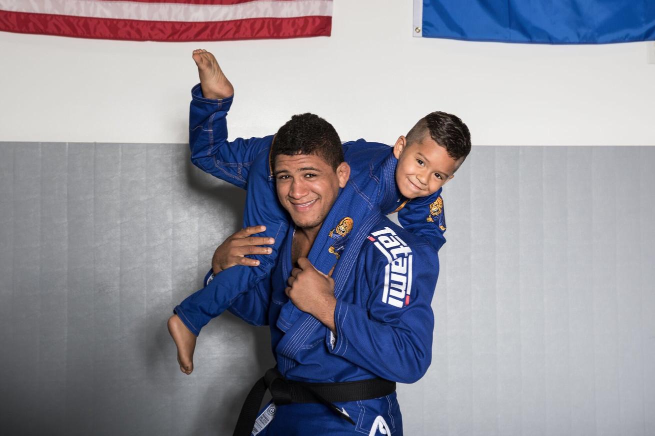 community news, MMA stars celebrate Father's Day