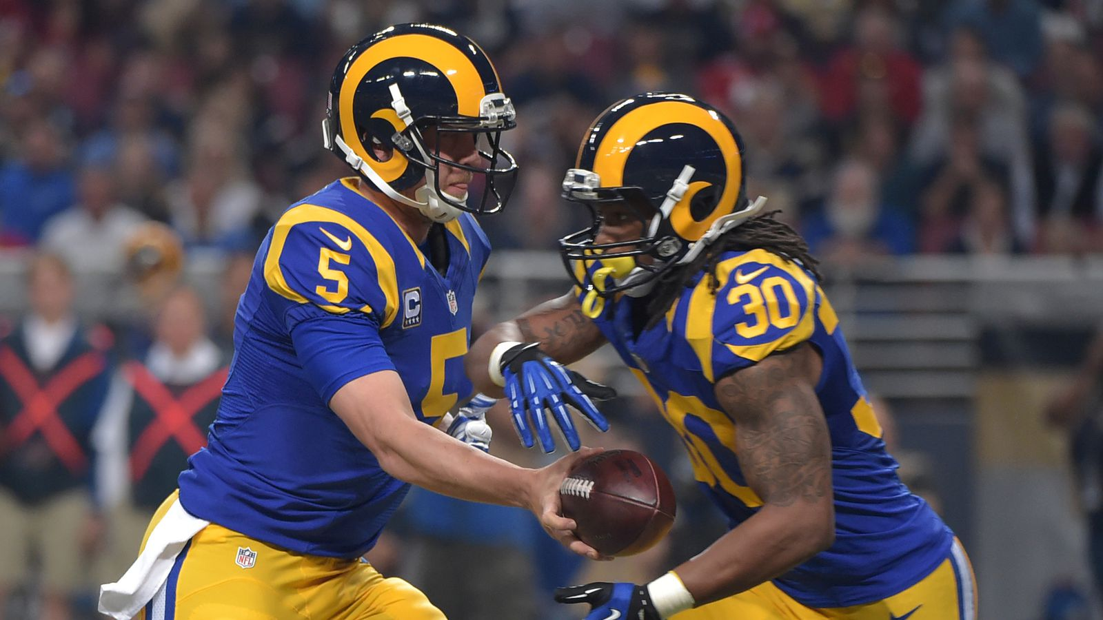 St Louis Rams Offense Poll Time Turf Show Times
