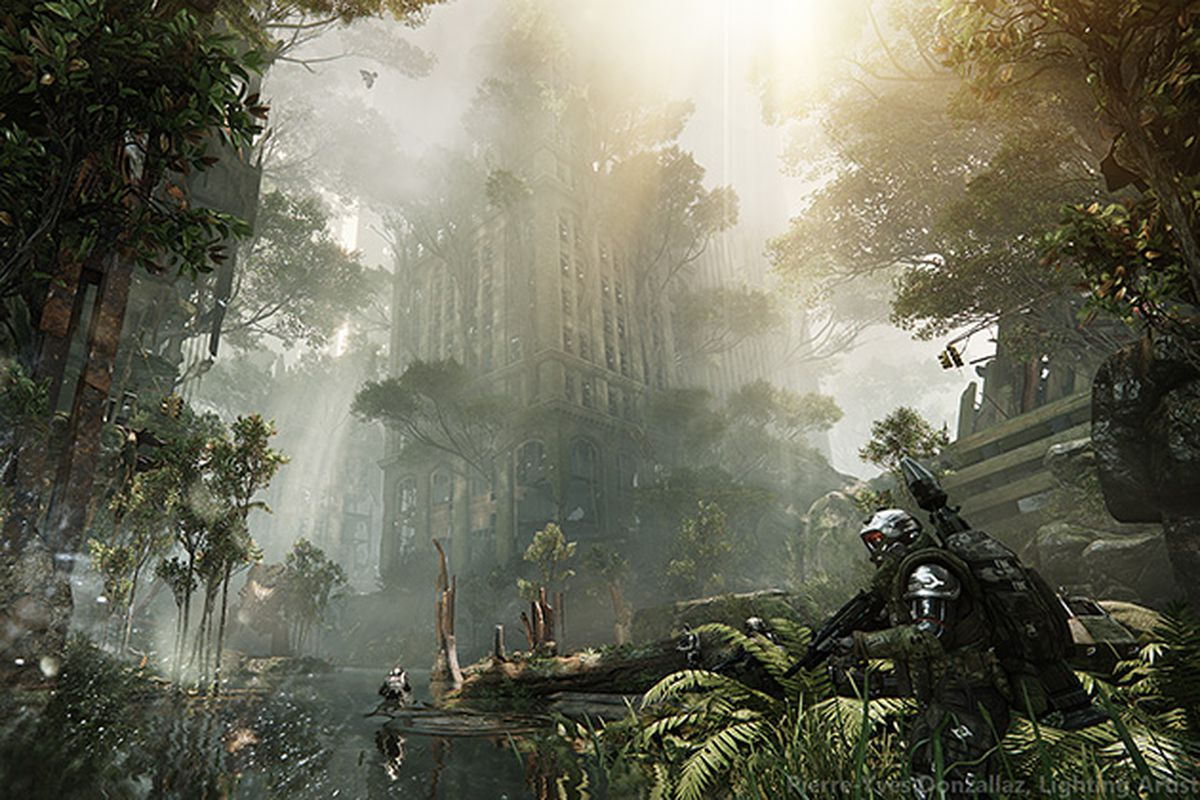 Crysis 3 Leaked Screenshots Show Off