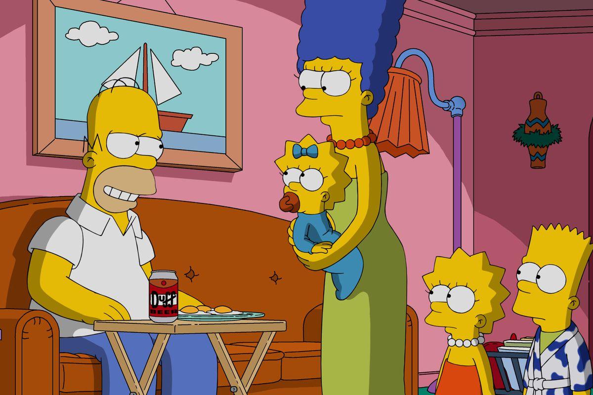 Disney Will Stream The Simpsons In Its Original 4 3 Aspect Ratio Vox