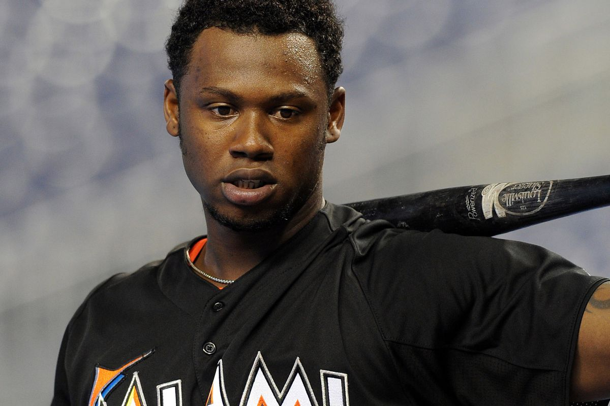 The Miami Marlins have traded Hanley Ramirez to the Los Angeles Dodgers. Mandatory Credit: Steve Mitchell-US PRESSWIRE