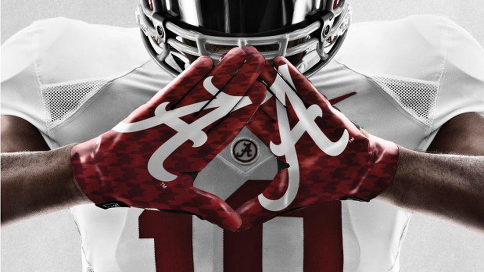 Alabama S 2013 Bcs National Championship Uniforms Are