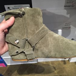 Isabel Marant gaucho shoe in taupe, $463 (from $665)