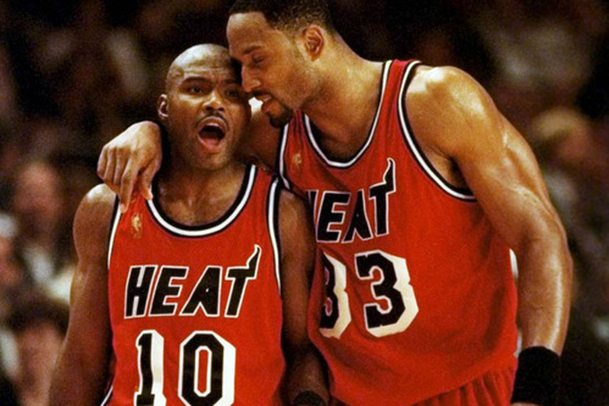 Heat Legends Tim Hardaway and Alonzo Mourning named Hall of Fame