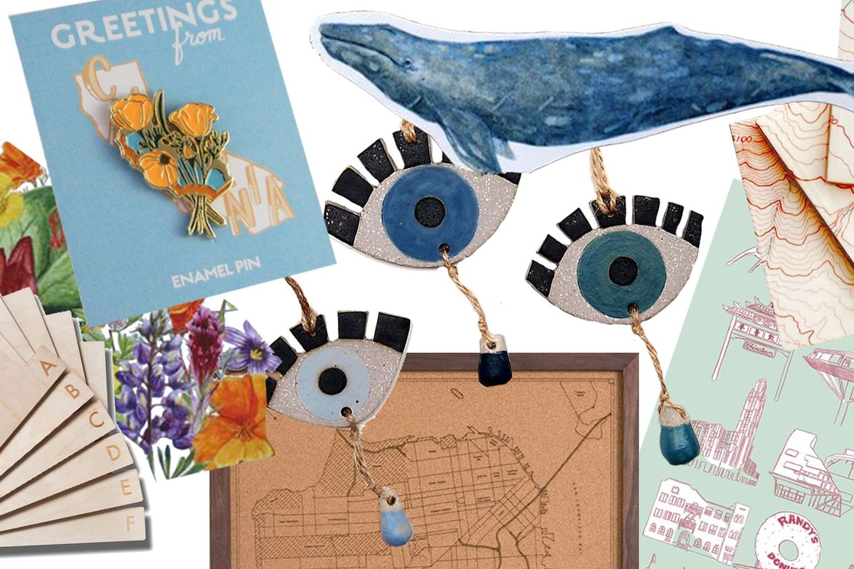 Gifting Local: 12 California artisans you should support - Curbed SF