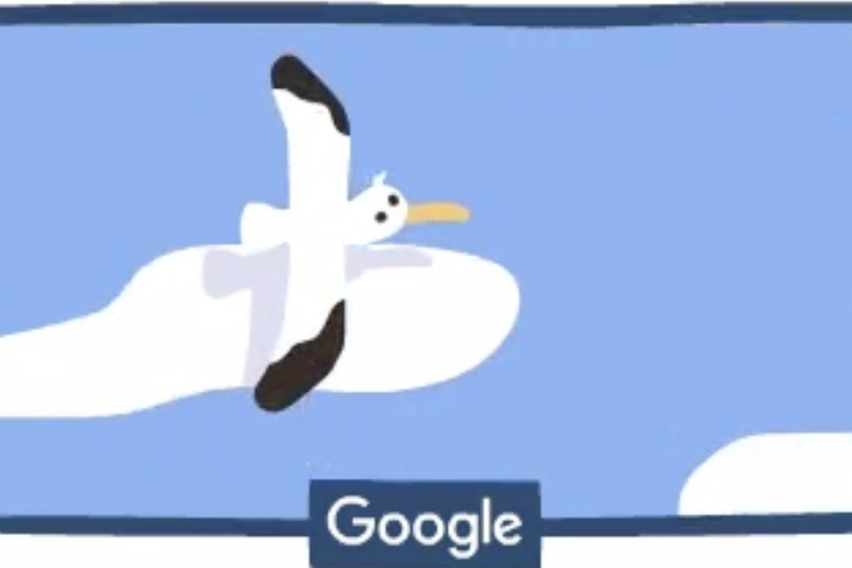 Google released its latest Google Doodle on Monday morning, and it had a heavy focus on Earth Day celebrations.