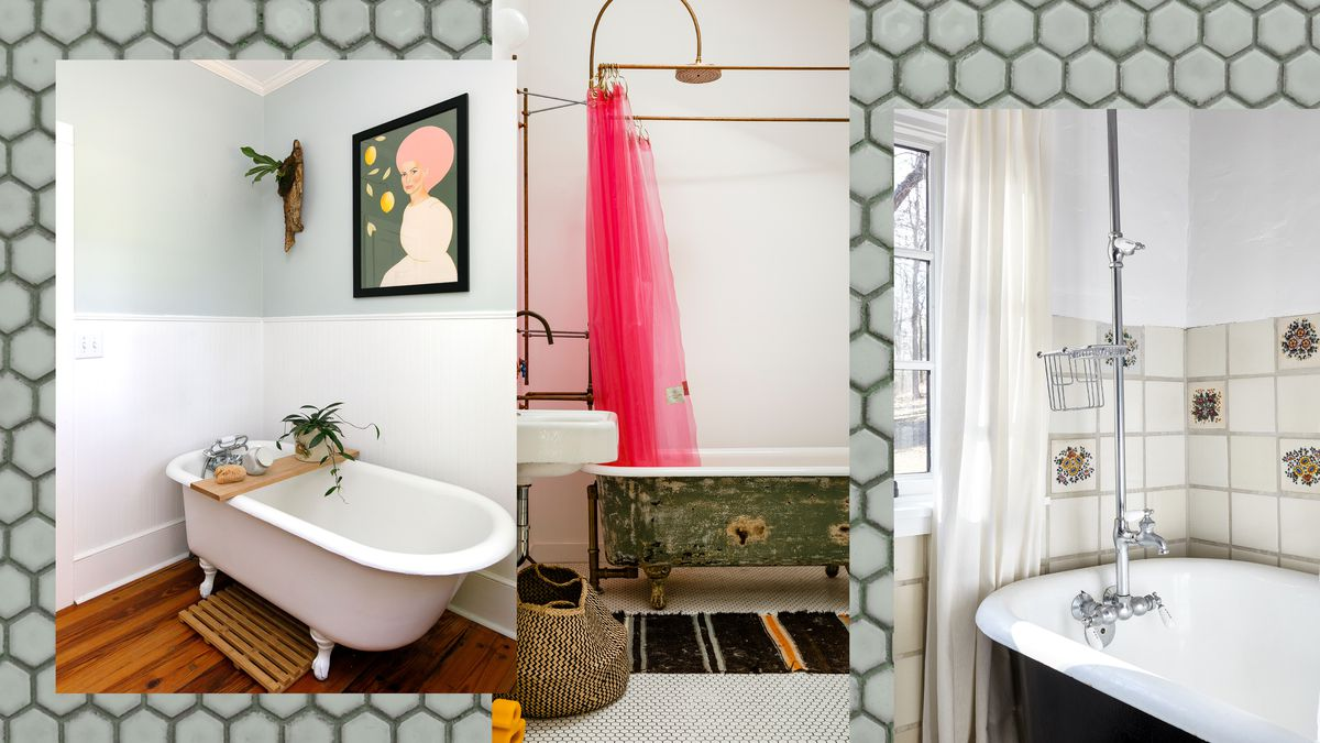 Are Freestanding Tubs A Trend Curbed