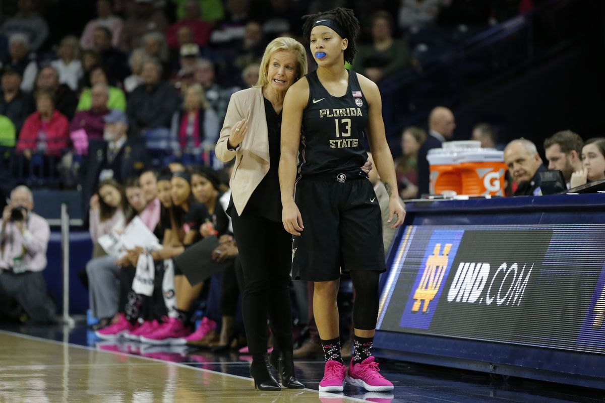 No. 14 FSU women's basketball hangs on at Wake Forest
