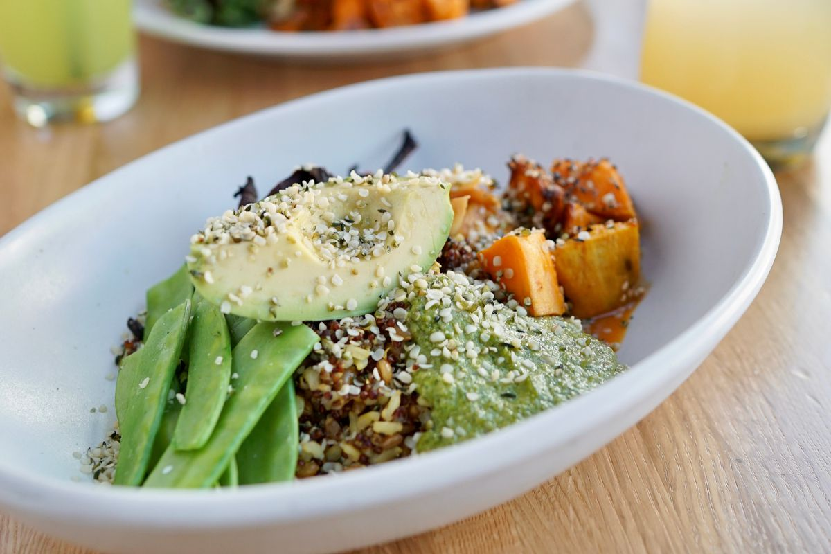 True Food Kitchen Announces Opening Date for Green Hills - Eater ...