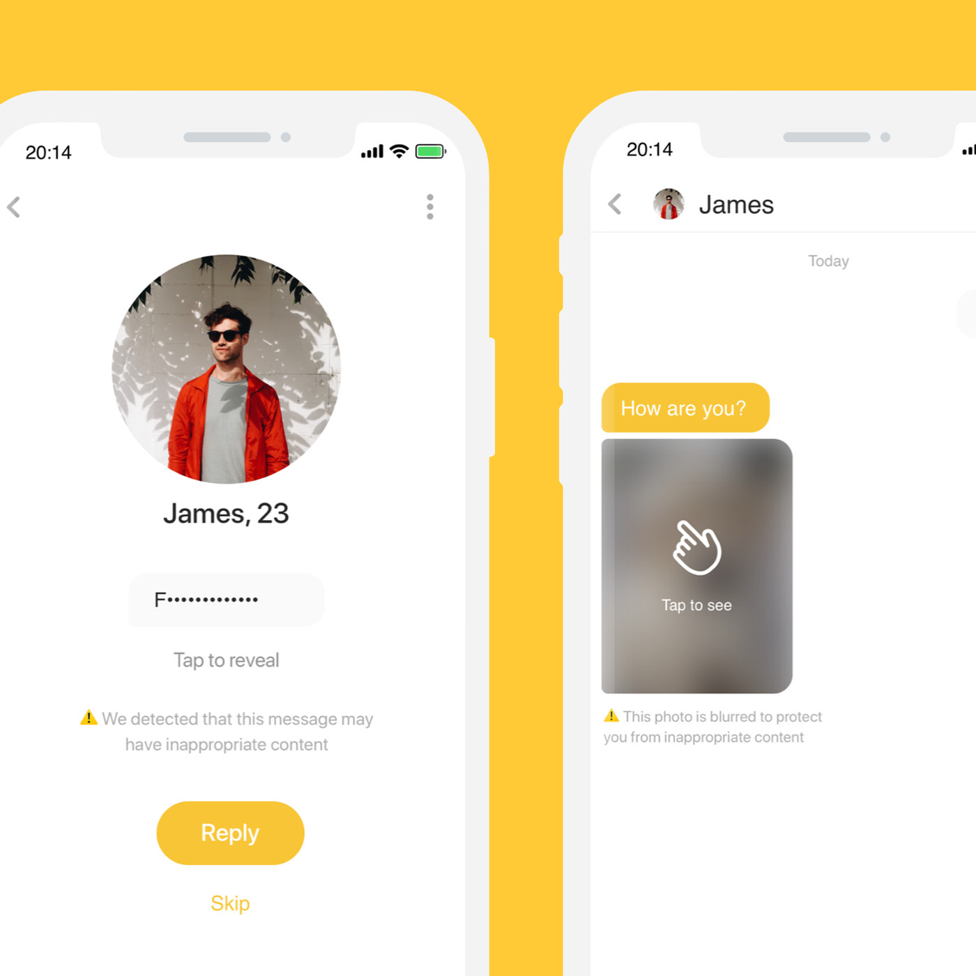 Bumble's 'private detector' AI will automatically detect and