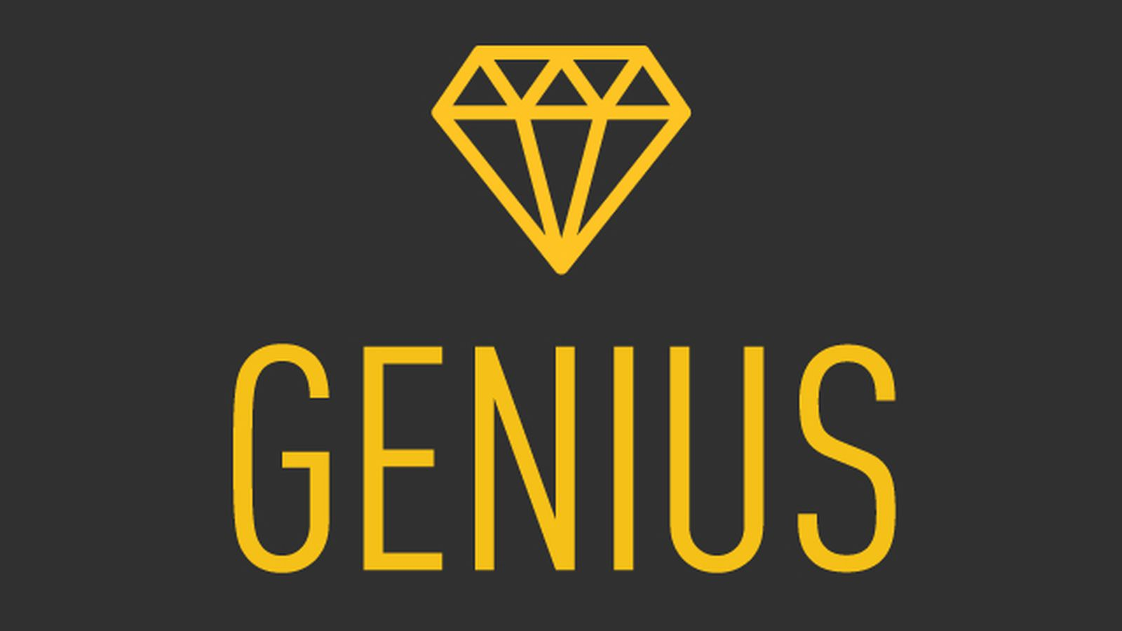 rap genius rebrands itself 39 genius 39 as part of mission to 39 annotate the world 39 the verge. Black Bedroom Furniture Sets. Home Design Ideas