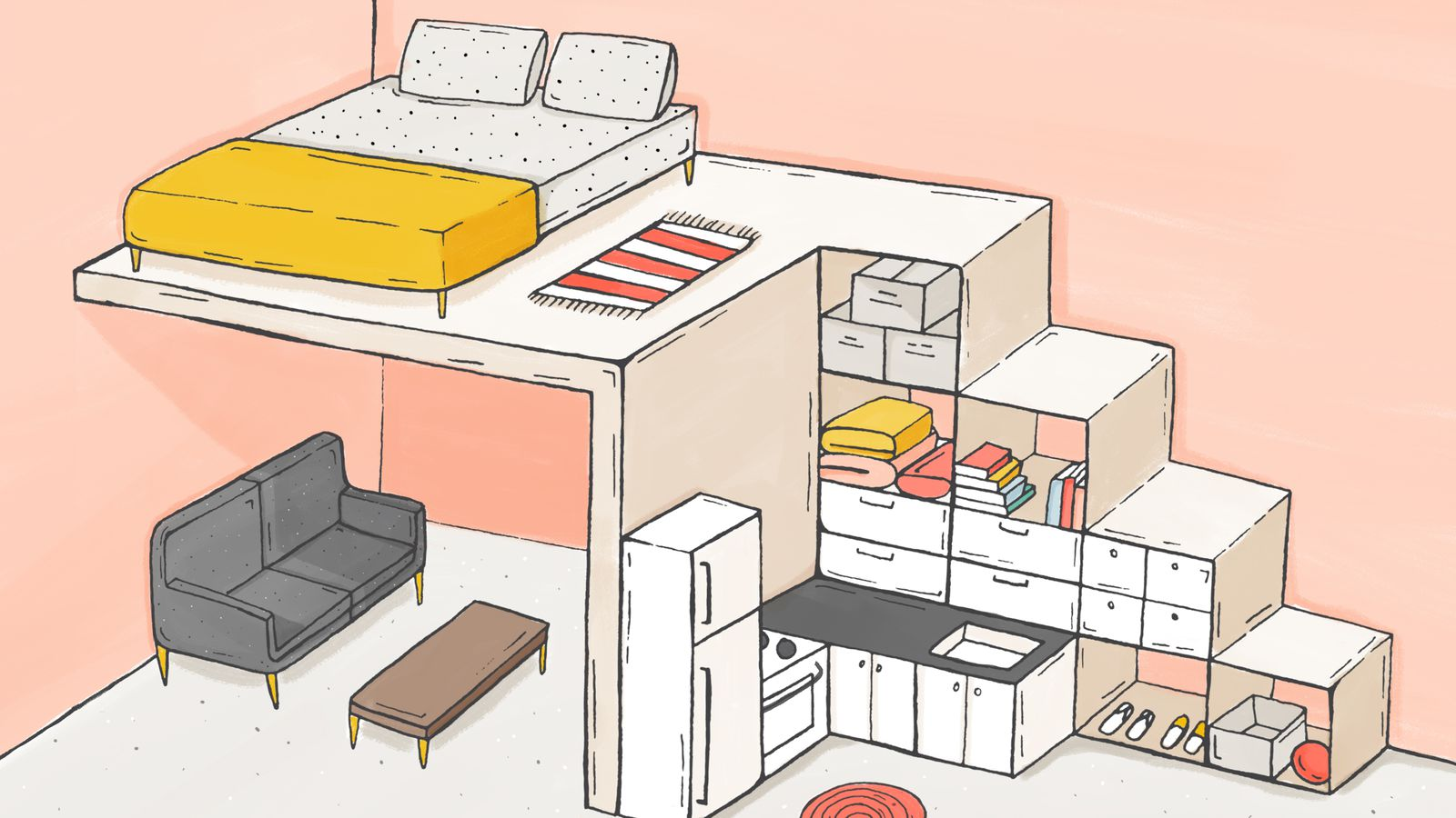 3 Home Tech Ideas For Your Tiny Space Curbed