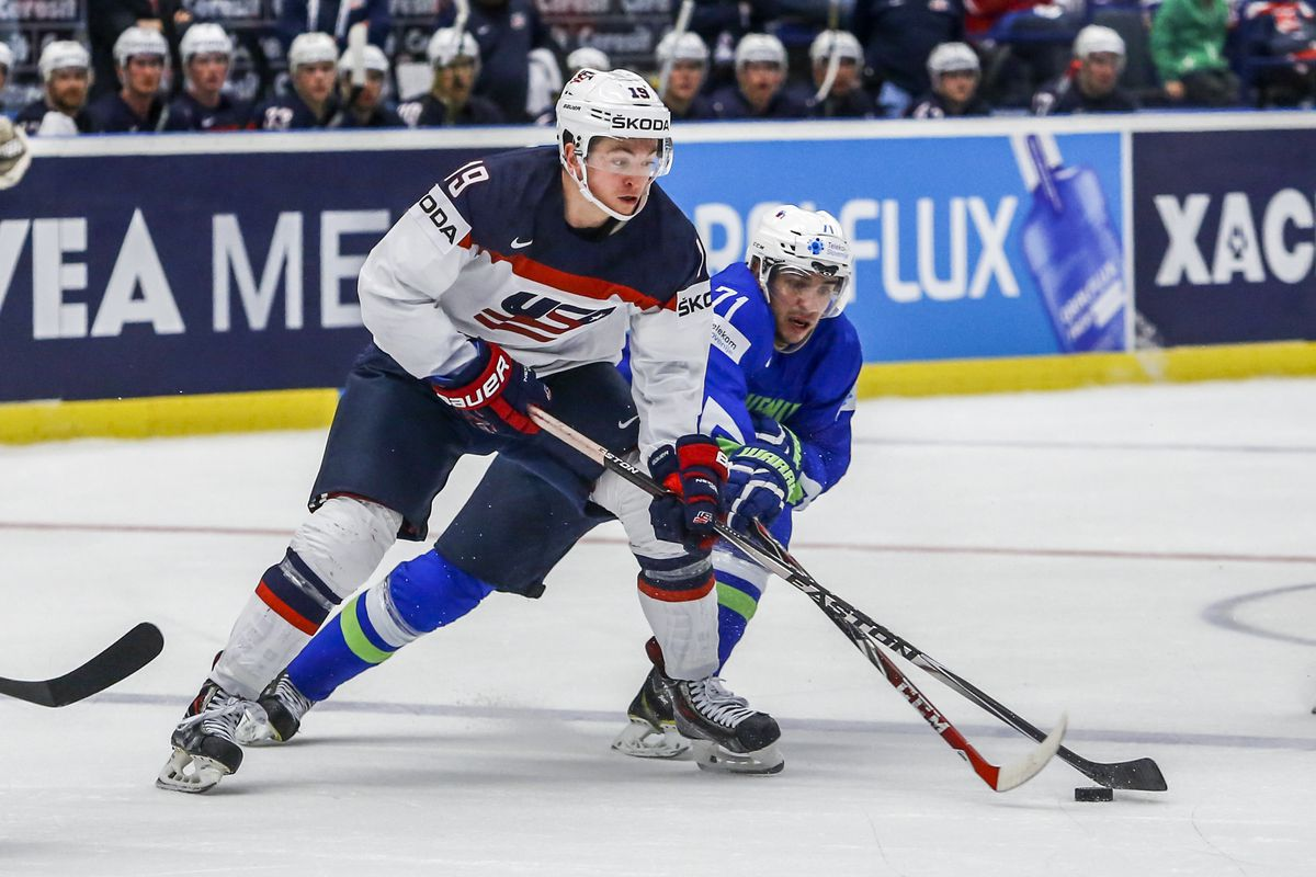 brand new 446d0 ce17a Here's Why Jimmy Vesey Was A Big Deal - Blueshirt Banter