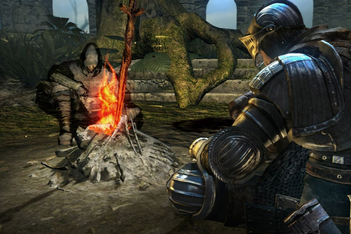 Dark souls most mysterious in game item was a prank says game one of the gifts dark souls players can choose when building their character the humble pendant is clear about its uselessness aloadofball Choice Image