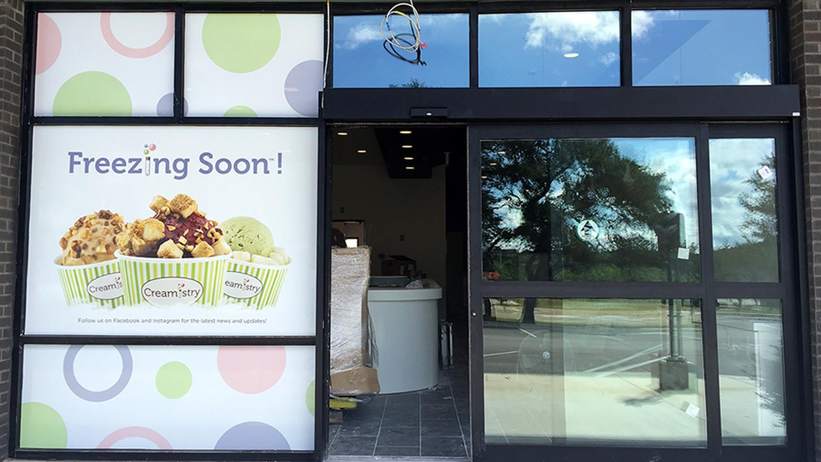 More Details On California Liquid Nitrogen Ice Cream Chain S Texas Expansion