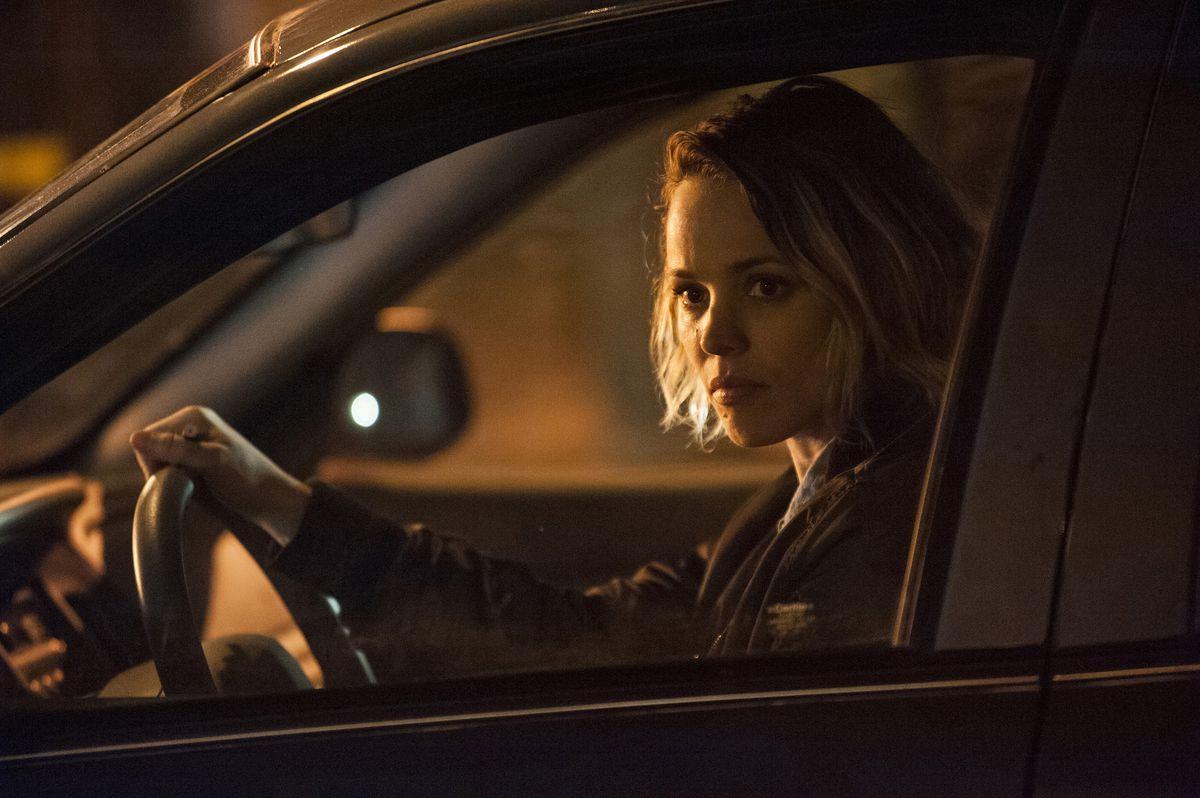 Rachel McAdams stars in True Detective, season two.