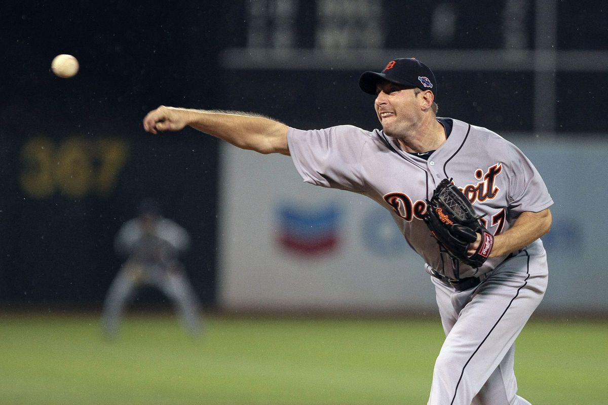 My guess is Scherzer will like pitching in Comerica more than he did in Oakland