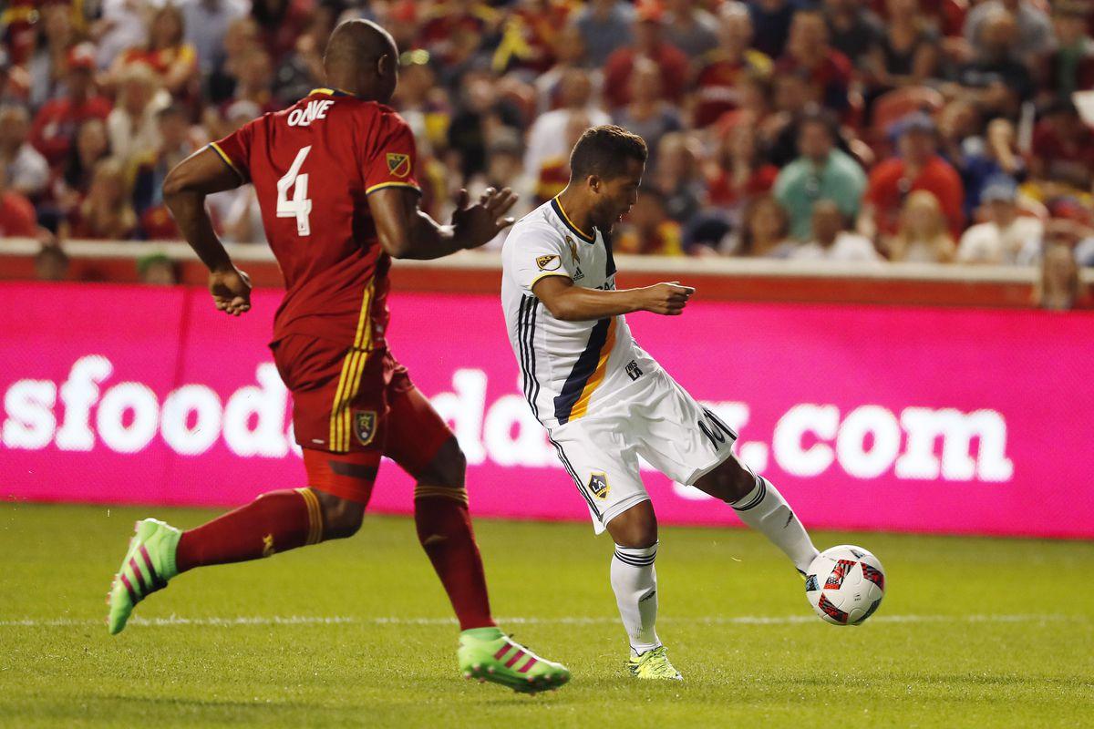 MLS: LA Galaxy at Real Salt Lake
