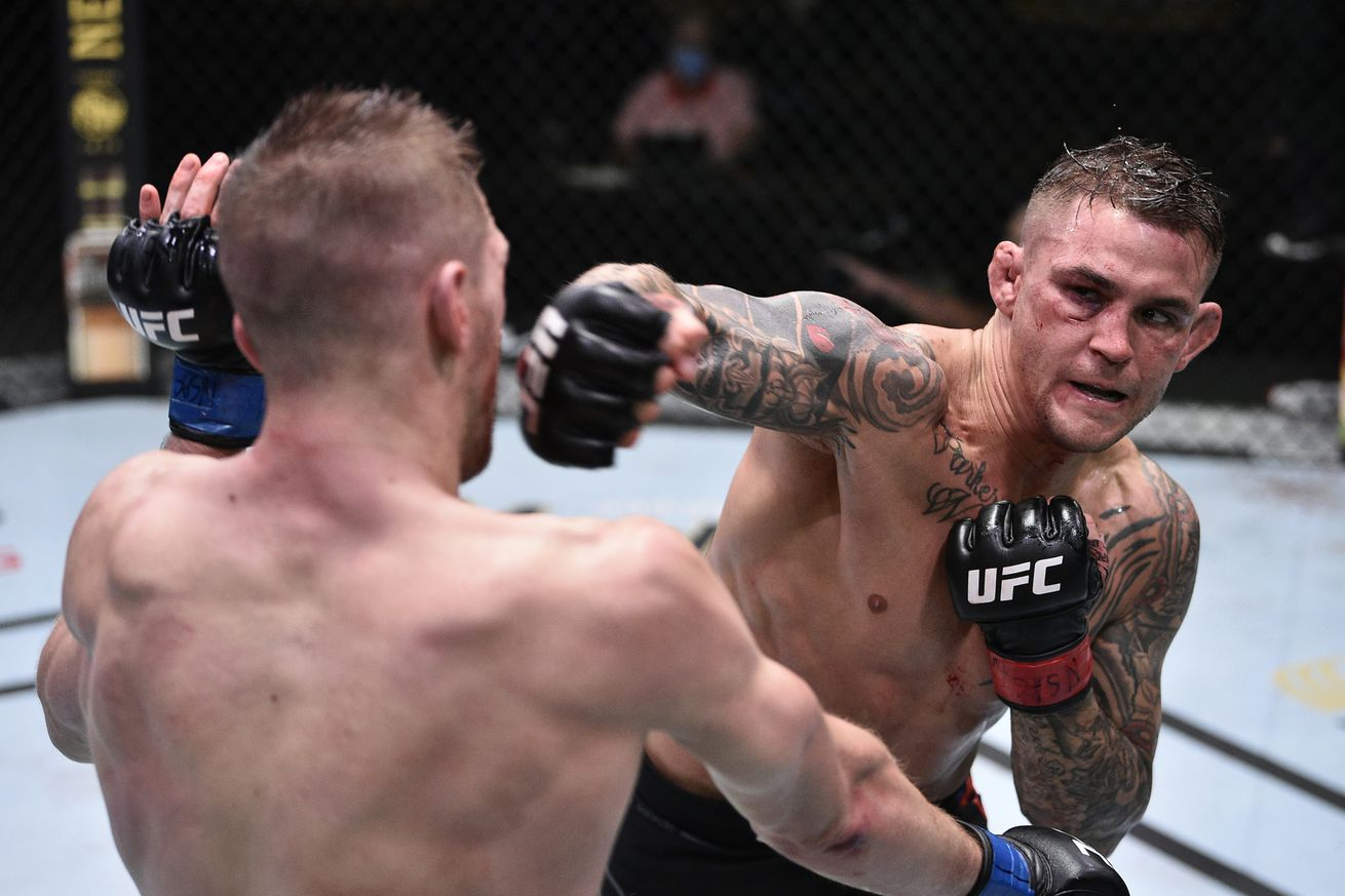 UFC Fight Night: Poirier v Hooker
