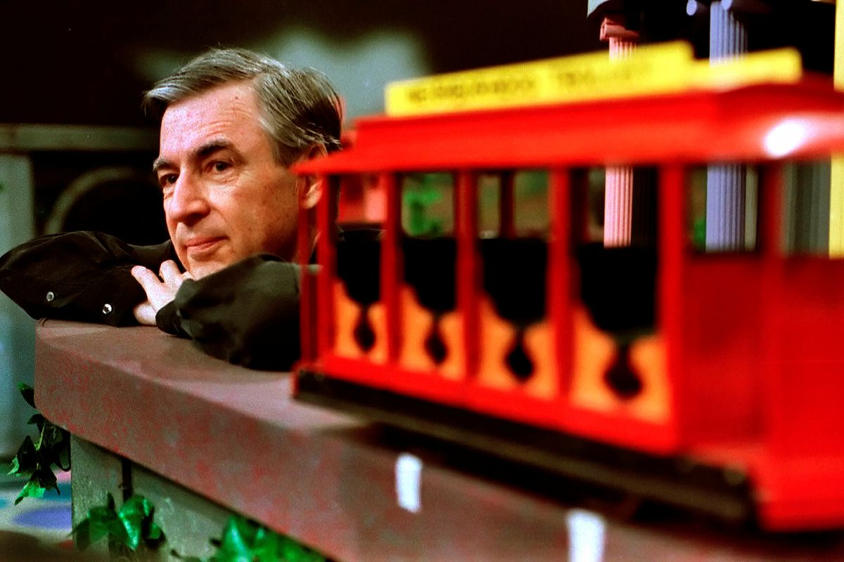 Mister Rogers Goes To Washington How A Children S Television Show Host Helped Save Pbs Deseret News