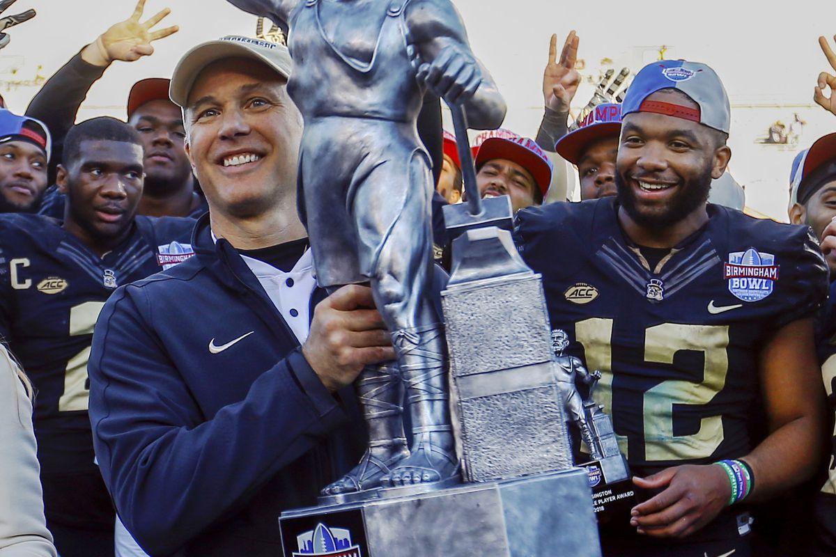 REPORT: Boston College Football Headed To Birmingham Bowl vs. Cincinnati