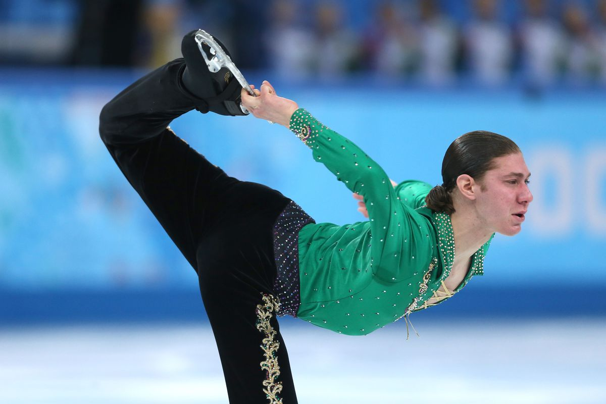 American Jason Brown dazzled at the U.S. Nationals