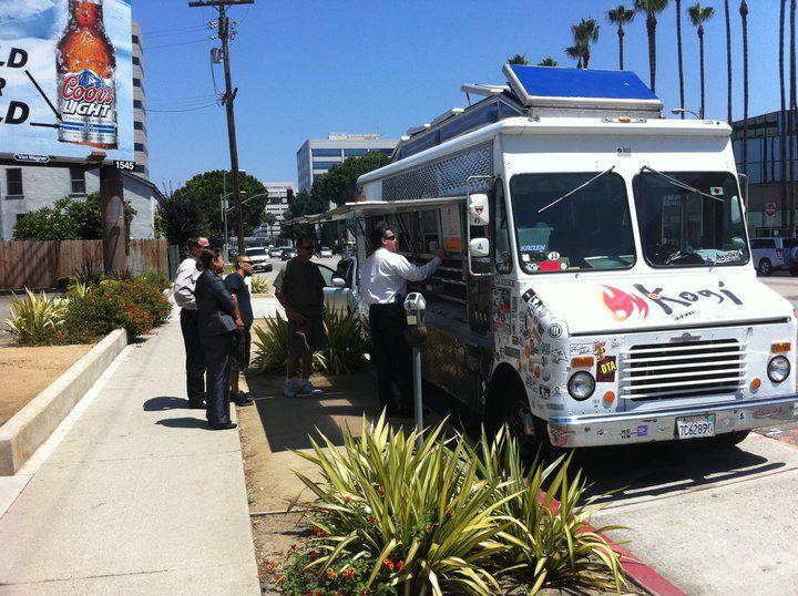 Kogi BBQ Truck, Los Angeles [Photo: Facebook]