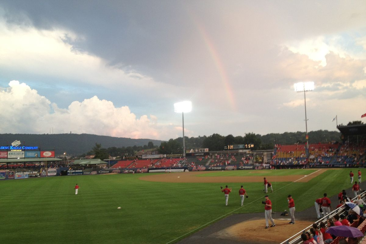 Is there a pot a gold for the Phillies among the minor league system?